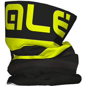 Alé Cycling Piuma Halsbedekking, black fluo yellow